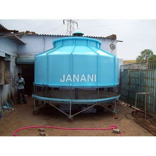 Induced Draft Frp Cooling Tower
