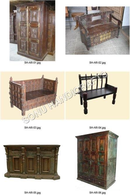 Antique Reproduction Cabinet