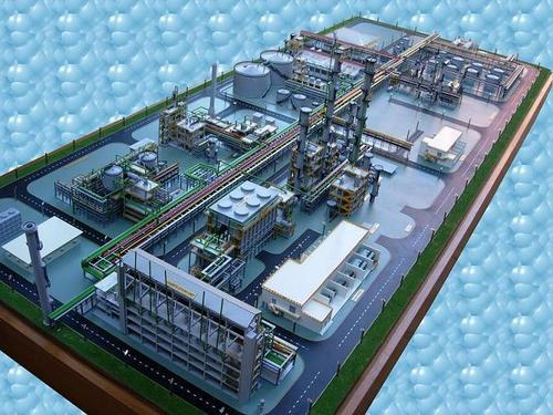 Coal Gasification Plant Model