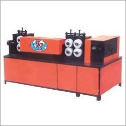 Steel Bar Straigtening and Cutting Machine