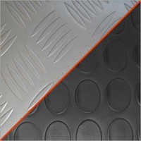 Robust Antiskid / Embossed PVC Flooring
