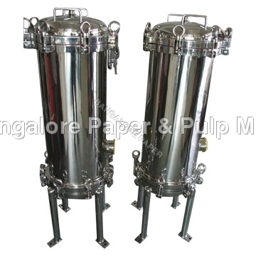 Filter Cartridges and Filter Housing