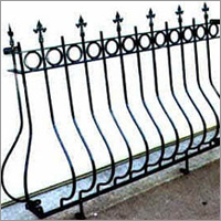 Exterior Wrought Iron Gate