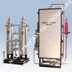 Ammonia Cracker Gas Generator