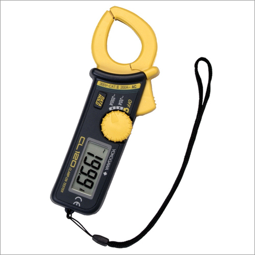 Digital Clamp-on Tester