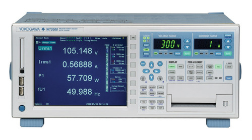 High Precision Power Analyzer