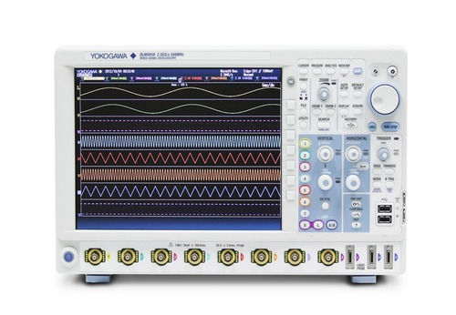 8 Channel Oscilloscope