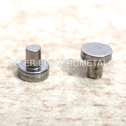 Tungsten Brazed Rivets