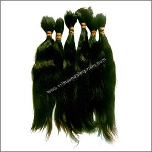 Natural Straight Hair