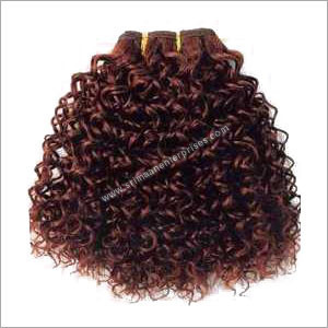 Micro Weft Curly Hair