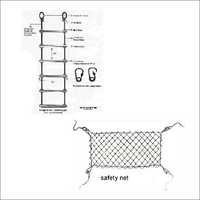 Safety Nets & Rope Ladder