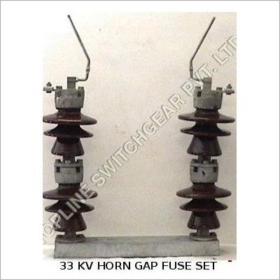 33KV, 200A Horn Gap Fuse