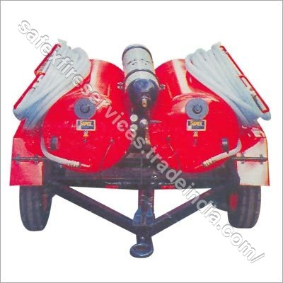 Trailer Mounted Dry Powder Engine