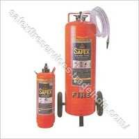 Water Gas Fire Extinguishers