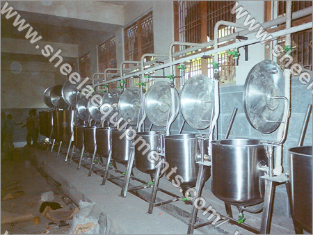 Rice Vessels