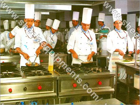 Lpg Kitchen Equipments