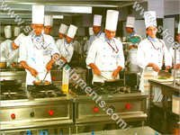 LPG Kitchen Equipments