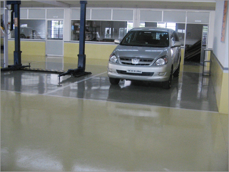 Epoxy Concrete Floor Coatings