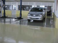 Epoxy Concrete Floor Coatings