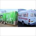Delivery Van Graphics