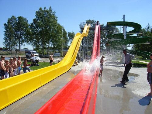 Crazy Cruise Water Slide