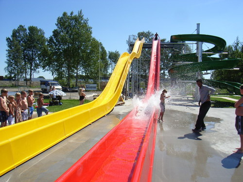 Crazy Cruise Water Slide