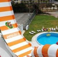 Crusader Thrill Water Slide