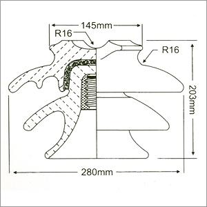 22 Kv Pin Insulator