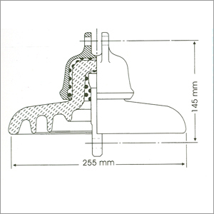 Disc Type Insulator