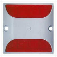 Double Sided Red Road Stud Marker