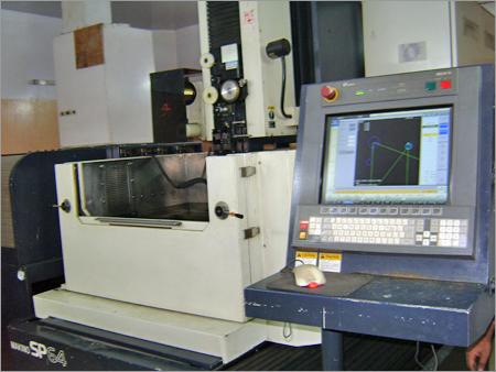 Makino Wire Cut Machinery