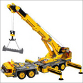 Demag hydraulic Crane