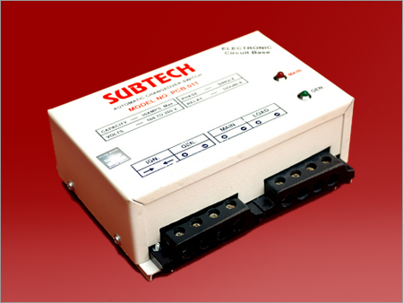 Automatic Changeover Switch (Single Phase 40A)