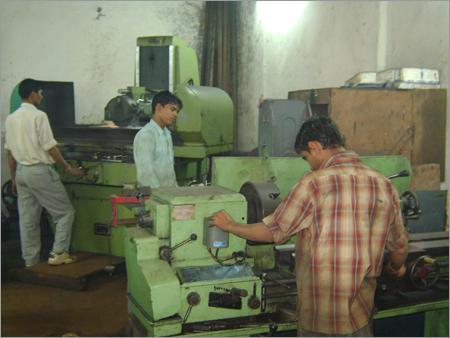 Industrial Tool Room