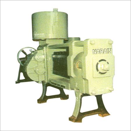 Triple Gear Oil Expeller