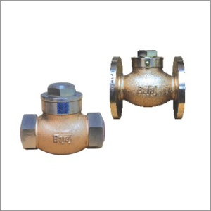 BAJAJ Bronze Horizontal Lift Check Valves