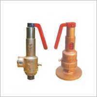Bronze Safety Valves