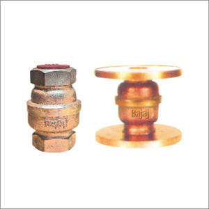 Bronze Vertiical Lift Check Valves
