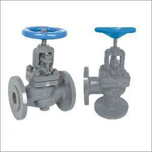 BAJAJ Cast Iron Globe Stop Valves