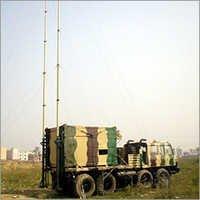 Mobile Tactical Communication  Van