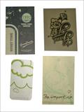 Multicolored Labels