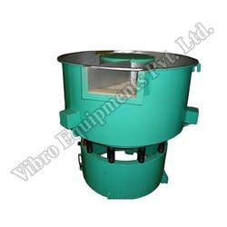 Vibratory Dryer With Electric Control Panel