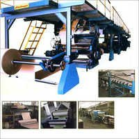 Automatic 3 Ply Paper Corrugated Board Making