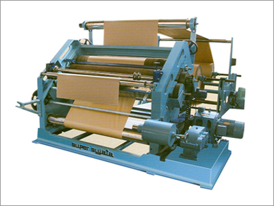 Bearing Mounted Oblique Type Corrugation Machine