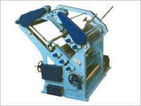 Double Profile Single Face Corrugation Machine