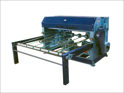 Rotary to Sheet Cutter