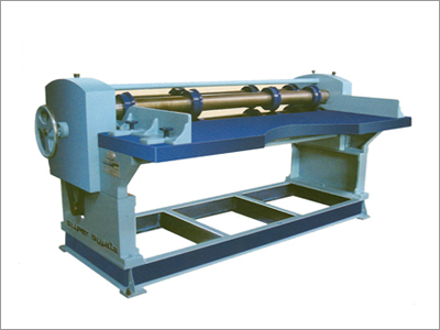 Four Bar Rotary Cutting Machine