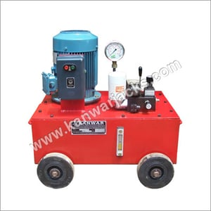 Hydraulic Power Pack Electric Operated