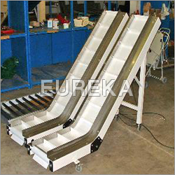 Elevating Belt Conveyor