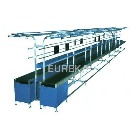 Twin Belt Conveyor Line